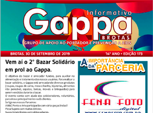 Veja as edições do Jornal do Gappa